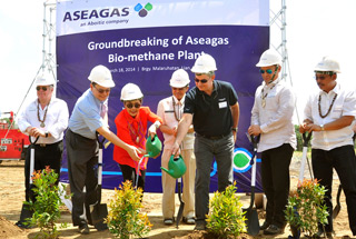 Lian Batangas ground breaking ceremony